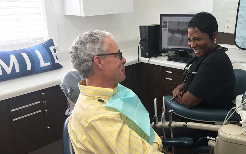 What To Expect At A Dental Checkup